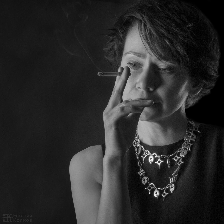 Красивые фотопортреты. Фотограф - Евгений Колков