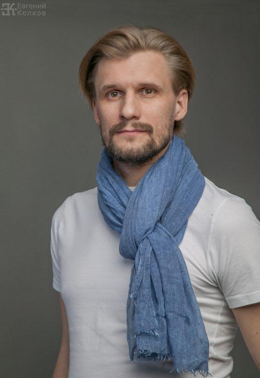 Мужской фотопортрет. Фото: Евгений Колков