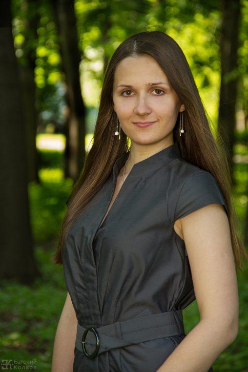 Фотосессия в парке. Фото: Евгений Колков
